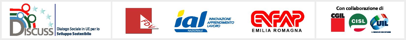 Discuss - FDV, IAL, ENFAP, CGIL, CISL e UIL